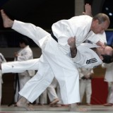 Vladimir Putin at Judo